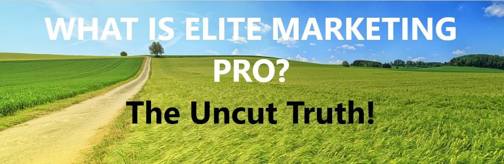 What is Elite Marketing Pro
