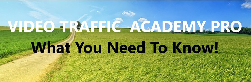 Video Traffic Academy Pro